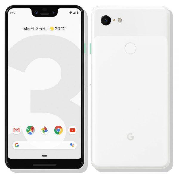 Google Pixel 3 64GB 4GX - White