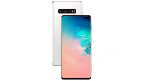 Samsung Galaxy S10+ 512GB 4GX – White