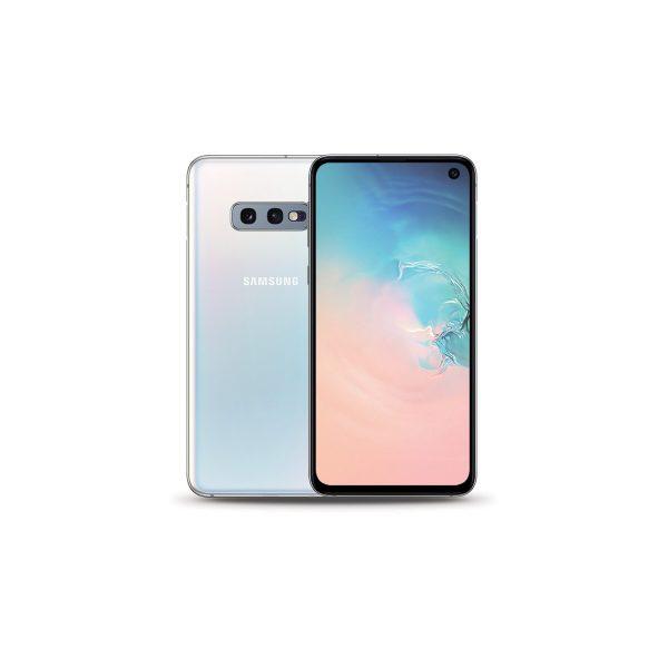 Samsung Galaxy S10E 128GB 4GX – White