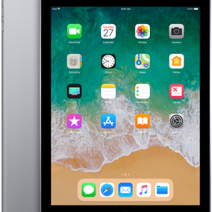 Apple iPad 9.7 G6 128GB 4GX - Space Grey